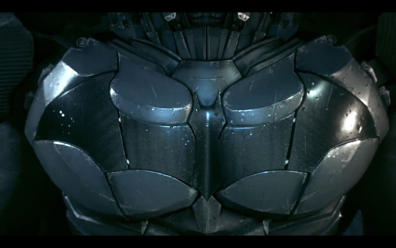 The First Batman Arkham Knight Gameplay Footage Revealed Free
