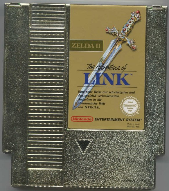 zelda-ii-cart-gold