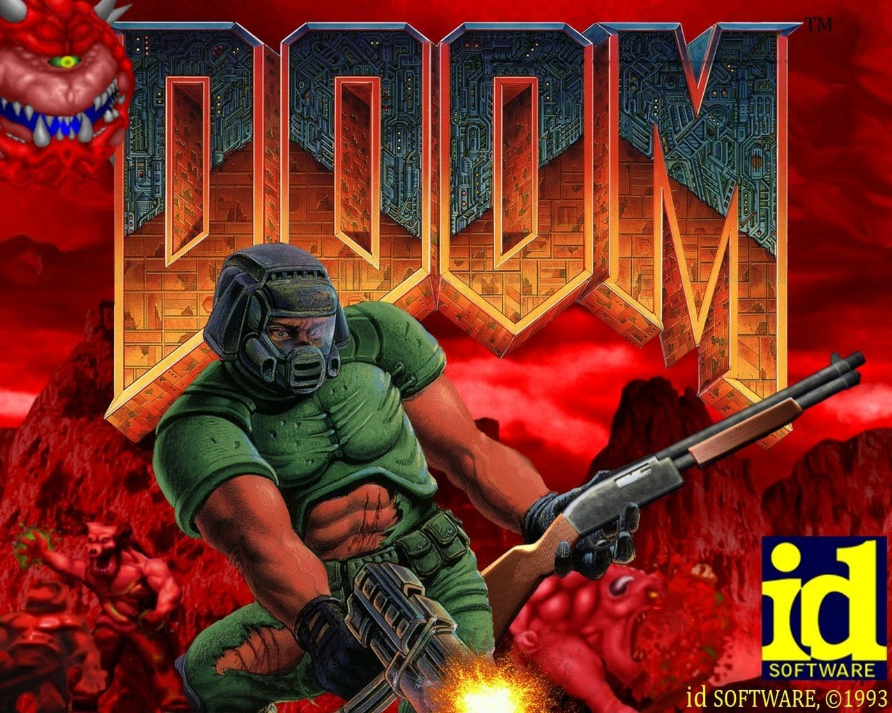 Retro Spotlight: Doom – The Free Cheese