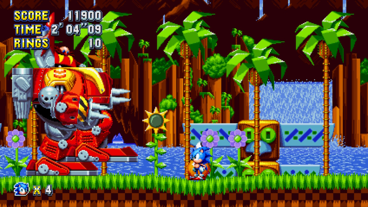 Sonic Mania Review – The Free Cheese
